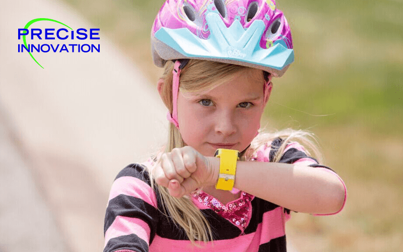Caref™ GPS Tracking for Kids & Family