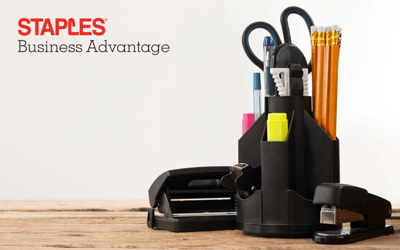 Save MORE at Staples