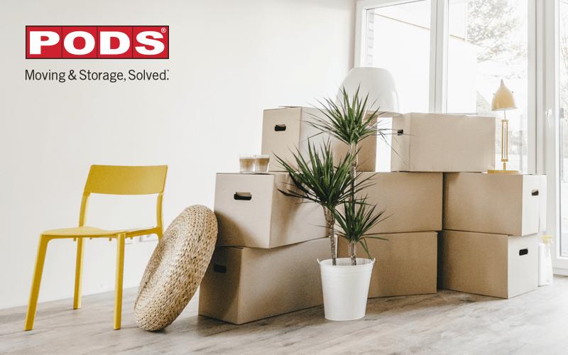 Moving & Storage, Solved.