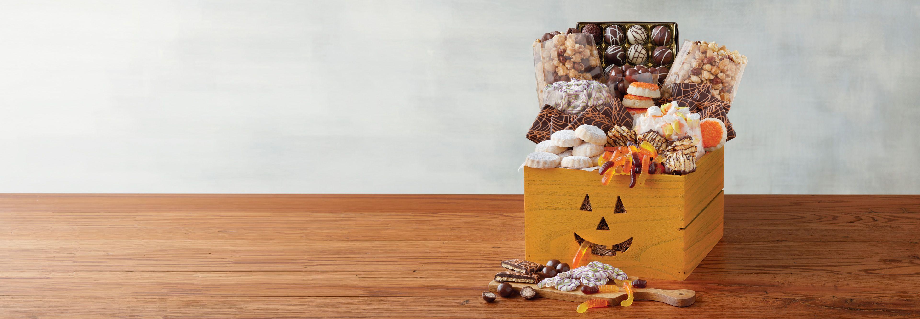 Scary Savings for Halloween