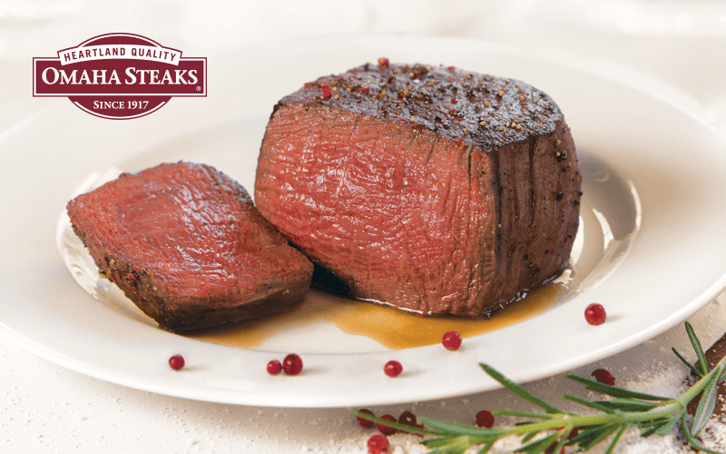 Hand-Cut Steaks & Food Gifts