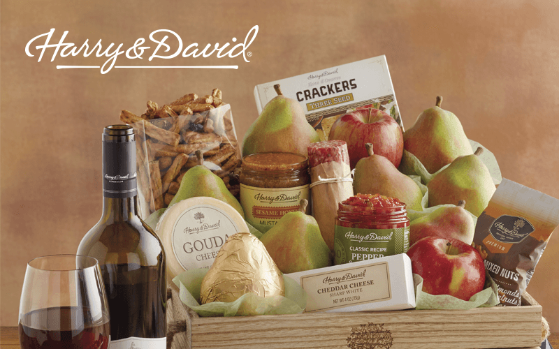 Gift Baskets & Food Gifts