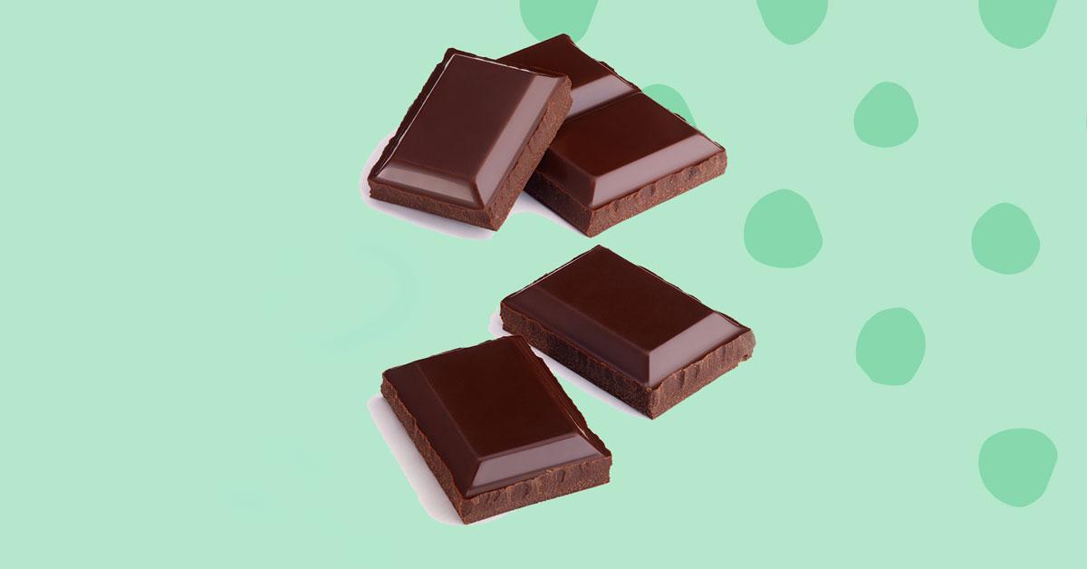 Talking chocolate