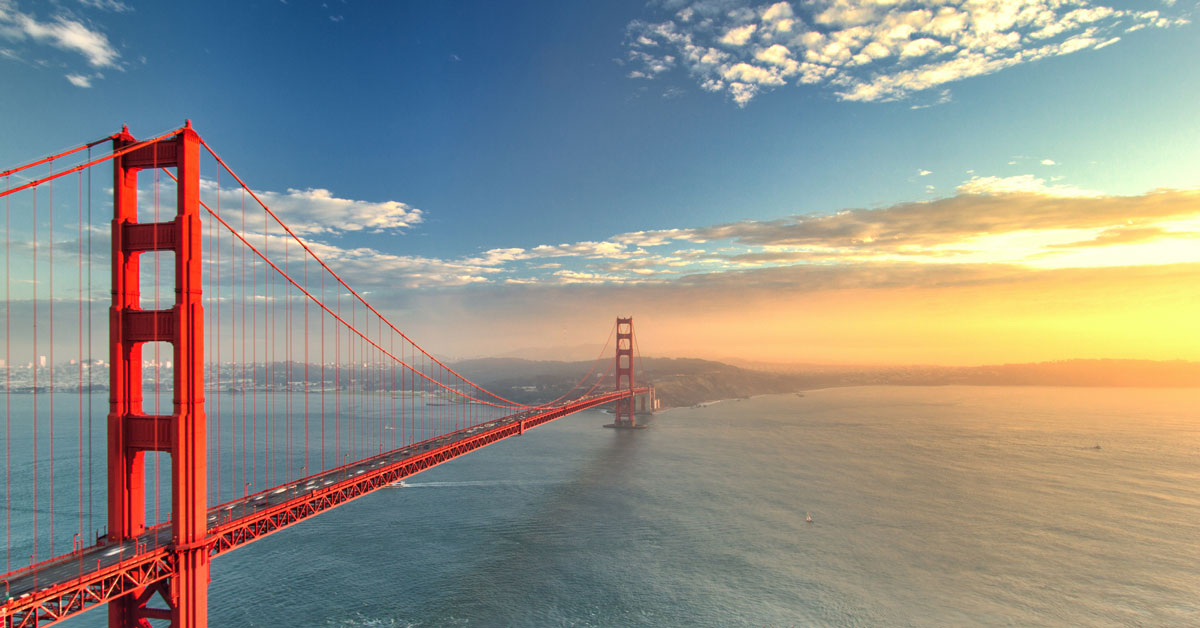 What's eating Golden Gate Bridge?