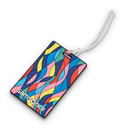 Samsonite ID tags