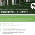 HP sustainability PDF