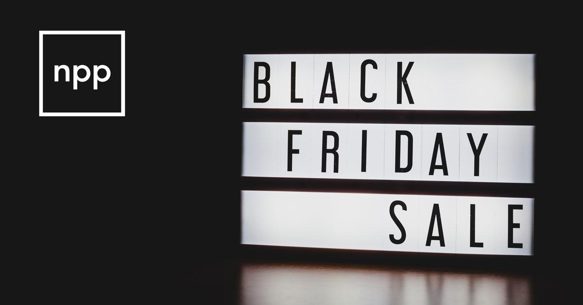 Hooray for Black Friday!
