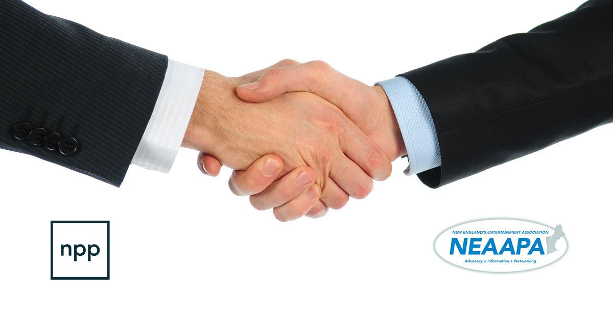NPP and NEAAPA Announce Affiliate Partnership